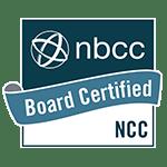 NBCC Board Certified NCC
